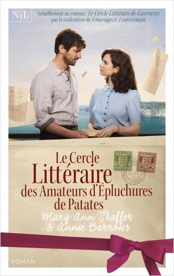 Mary Ann Shaffer & Annie Barrows - Le cercle littéraire des amateurs d'épluchures de patates (2009)